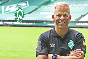 Direkter Wiederaufstieg? Werder-Coach Markus Anfang hat andere Ziele