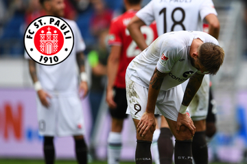 """Frust beim FC St. Pauli nach Pleite in Hannover: """"Uns ist nicht genug eingefallen"""""""