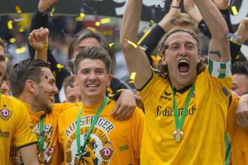 Der Aufstiegsheld macht Schluss: Ex-Dynamo-Kapitän Michael Hefele beendet Karriere