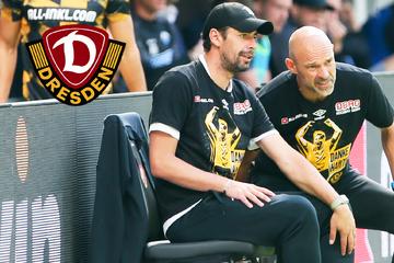 Dynamo läuft sonntags hinterher: Jetzt geht's gegen drei Ex-Bundesligisten!
