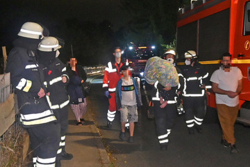 Matratze fängt Feuer: Fünf Verletzte, darunter zwei Kinder!