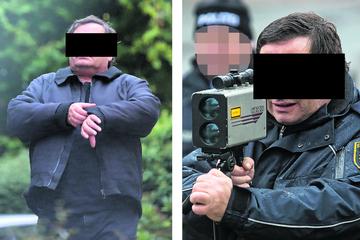 Mehr als 1600 widerliche Fotos und Videos: Wachtmeister mit Kinderpornos erwischt