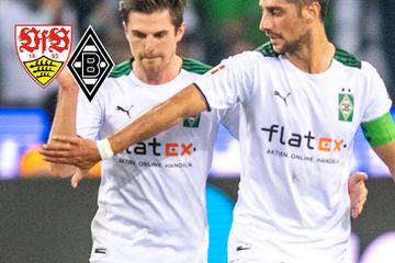 Hofmann kontert VfB-Traumtor! Gladbach verliert wertvolle Punkte gegen dezimiertes Stuttgart
