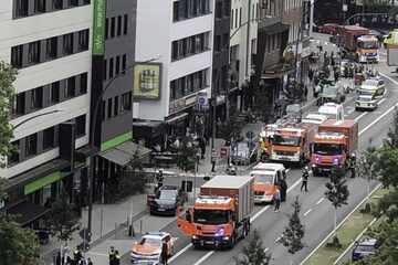 Hamburg: Explosionsgefahr! 150 Gäste aus Hamburger Hotel evakuiert