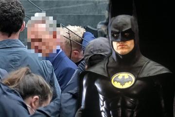 Ur-Batman aus den 80ern kehrt für neuen Film zurück: So sieht Michal Keaton jetzt als Bruce Wayne aus!