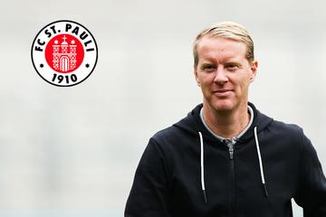FCSP-Coach Timo Schultz verteilt Sonderlob an Pokal-Keeper Dennis Smarsch