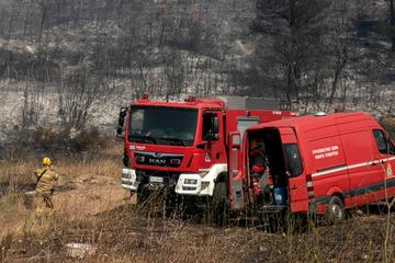 Verrückte Geschichte: Feuerwehrmänner verirren sich in Griechenland und haben rettende Idee