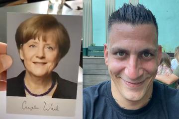 187-Rapper Gzuz bekommt Post von Kanzlerin Merkel!
