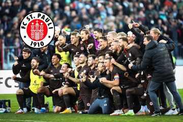 """FC St. Pauli siegt im Stil einer Spitzen-Mannschaft und nimmt das Wort """"Bundesliga"""" in den Mund"""