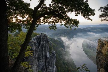 Mann stirbt bei tragischem Kletterunfall in der Sächsischen Schweiz