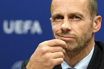 """Akan """"bunuh sepak bola""""Presiden UEFA Ceferin mengkritik rencana Piala Dunia"""