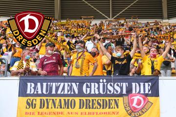 Bis zu 16.000 Dynamo-Fans gegen Paderborn: Heute startet der Ticket-Vorverkauf