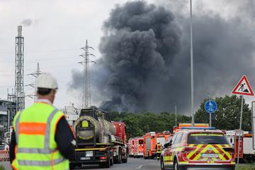 Klarheit nach Chempark-Explosion: Daher stammen die Abfälle!