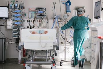 Coronavirus in Frankfurt: Lage in Krankenhäusern leicht verbessert