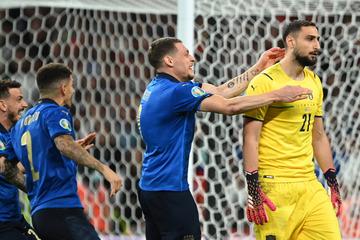 Kaum zu glauben: Darum jubelte Italiens Elfmeter-Held Donnarumma erst gar nicht!