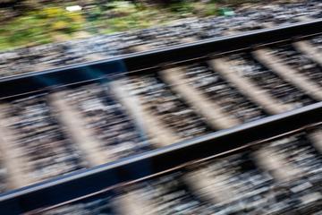 Unfall an schwäbischen Bahnhof: Waggon eines Regionalzugs entgleist