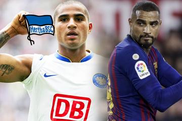 """Meine Meinung: Hertha braucht einen """"Prince"""", Boateng-Comeback wäre der Hammer!"""