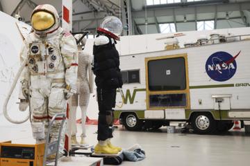 Hamburg: Weltraum-Mission startet mitten in Hamburg! Das steckt hinter der Aktion