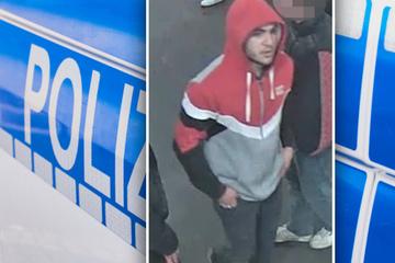 17-Jährigen abgezogen und ins Gesicht geschlagen: Wer kennt diesen jungen Mann?