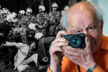 """Hamburg: Ein ganz besonderes """"Geschenk"""": So verbringt Kiez-Fotograf Günter Zint seinen 80. Geburtstag"""