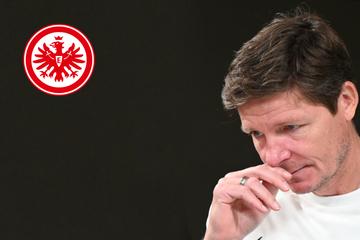 Nach Glasners Brandrede: Eintracht Frankfurt spielt gegen Piräus auch gegen die Krise