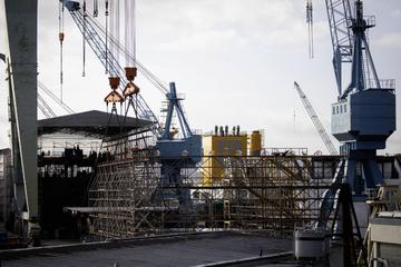 Älteste Werft Deutschlands in Schieflage: Das sind die Gründe