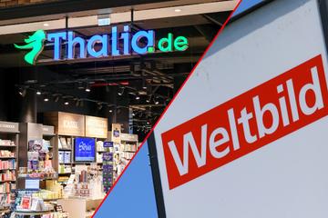 Buchhandelsriese Thalia übernimmt Weltbild-Filialen