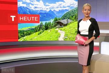 """Moderatorin trägt Kleid, TV-Zuschauer flippt aus: """"Kein schöner Anblick"""""""