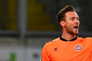 Völlig überraschend: Ex-Dynamo Tim Boss ist nicht mehr die Nummer eins bei Wehen Wiesbaden!