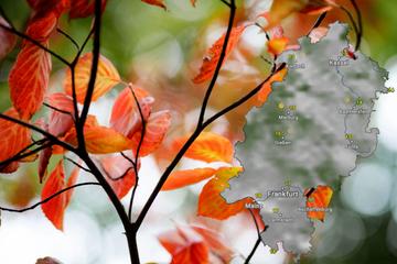 Kommt jetzt der Herbst nach Hessen?