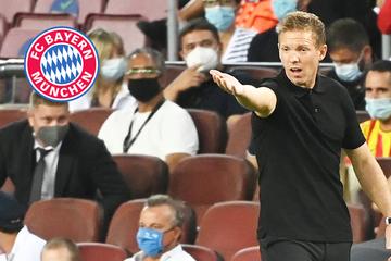 "FC Bayern zeigt, ""wo es langgeht""! Nagelsmanns Meilenstein gegen den FC Barcelona"