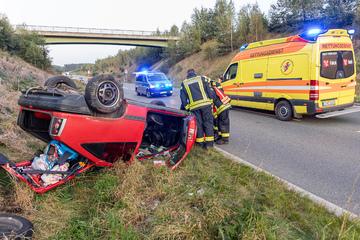 Schwere Unfälle mit Verletzten im Vogtland