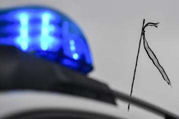 Hamburg: Nach Tod eines Polizisten (24) aus Hamburg: Streifenwagen in Sachsen-Anhalt mit Trauerflor