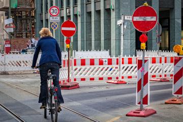 Baustellen Chemnitz: Diese Baustellen in Chemnitz verlangen ab Montag viel Geduld