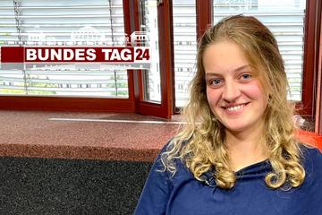 Klimaaktivistin wird in erster TAG24-Live-Show nach den Grünen gefragt: Reaktion überrascht!