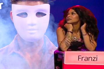 """Franzi bei """"Take Me Out XXL"""" heiß auf Maskenmann: """"Der Schlüppi ist nass!"""""""