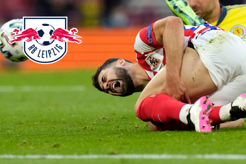 RB Leipzigs Neuzugang Gvardiol verletzt sich bei spritzigem EM-Auftritt