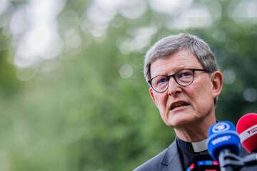 """Köln: Woelki will nach Auszeit """"mit voller Kraft"""" in sein Amt zurückkehren"""