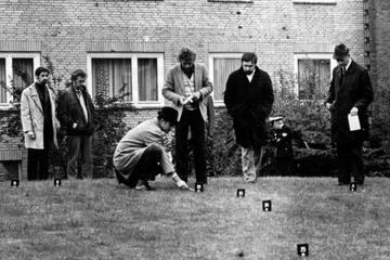 Mordnacht vor 50 Jahren: Er war das erste Todesopfer der RAF