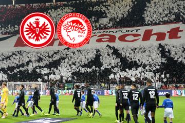 Trotz Sturm Hendrik: Eintracht-Europacupspiel gegen Piräus wird angepfiffen
