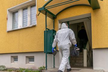 Erste Details nach Bluttat von Kranichfeld: Frau sticht wiederholt auf ihren Partner ein
