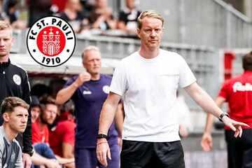 """St.-Pauli-Trainer Schultz gesteht: """"Breite im Kader bereitet mir Kopfzerbrechen!"""""""