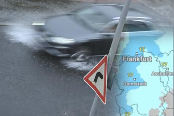 Tiefdruckgebiet bringt erneute Gewitter und Starkregen nach Hessen