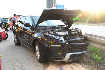 Unfall A4: Nach Fahrrad-Crash mit fünf Verletzten auf A4: Polizei sucht Zeugen