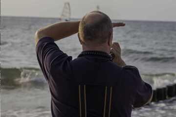 Abgetriebener Schwimmreifen sorgt auf der Ostsee für einen Großeinsatz
