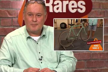 Bares für Rares: Bares für Rares: Waldi wird ausgestochen, Bianchi-Rennrad geht an anderen Händler!