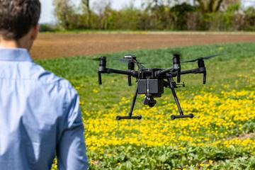Für 20.000 Euro! Feuerwehr in Nordsachsen wird mit Drohnen ausgestattet