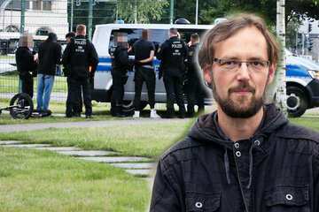 """Chemnitz: """"Grundlose Schikane von Jugendlichen"""": Kritik an Drogen-Kontrolle im Chemnitzer Konkordiapark"""