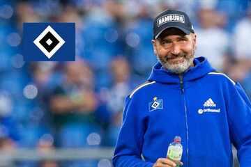 """HSV-Trainer Tim Walter nach Auftaktsieg unzufrieden: """"Wir haben noch Nachholbedarf"""""""