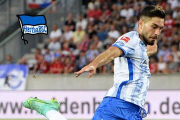 Rückkehr ins DFB-Team: Serdar will sich mit Leistung bei Hertha BSC anbieten
